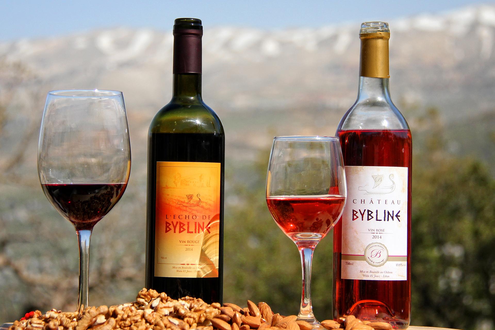 Вино Розе